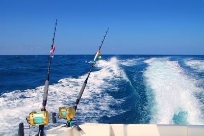 deep sea fishing tanzania