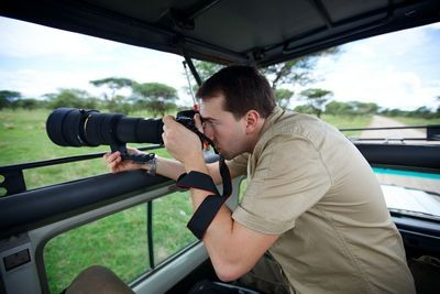 Photography Safaris in Tanzania