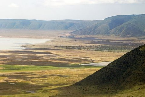 Day In Ngorongoro National Park