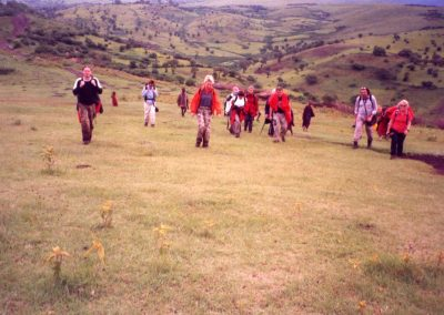 4 day Hiking & Safari