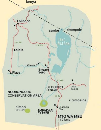 lake natron map 1