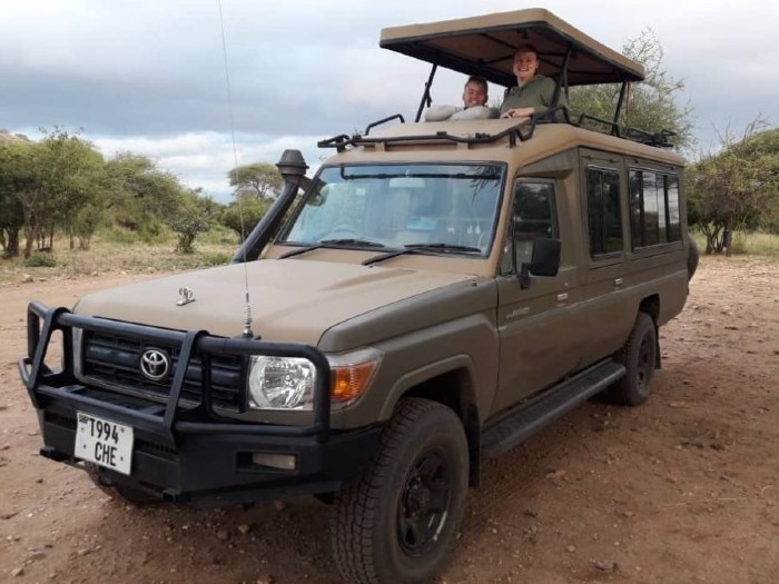 private tanzania safari