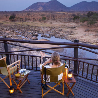 Lodge of The month Sept 2020- Ruaha River Camp